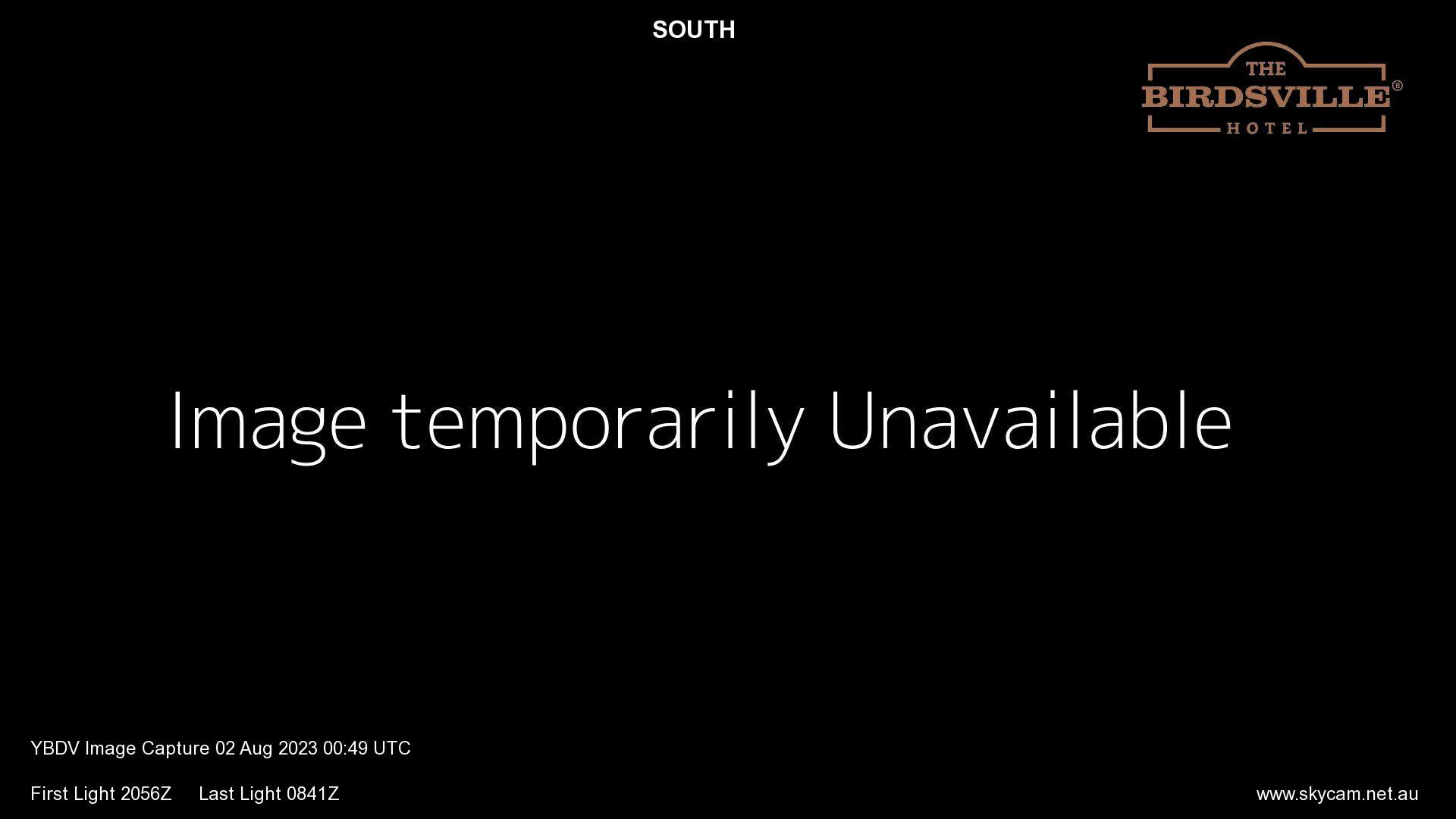 Birdsville Aerodrome wx cams